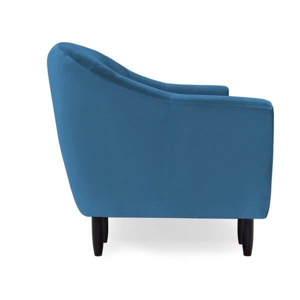 Canapea 2 locuri Vivonita Laurel, albastru