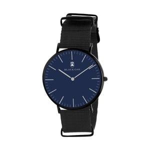 Modročerné pánské hodinky Black Oak Parlo