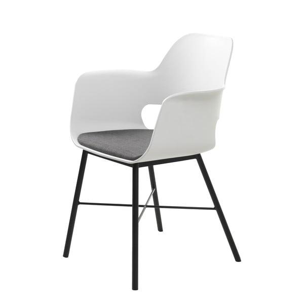 Bílá jídelní židle Unique Furniture Wrestler