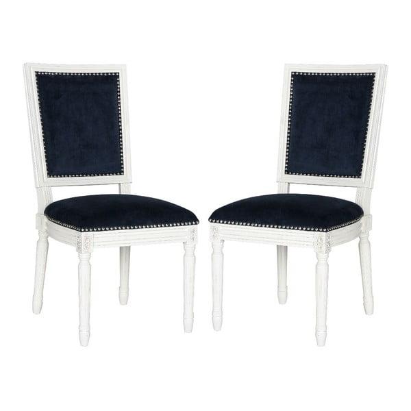 Sada 2 jídelních židlí Navys