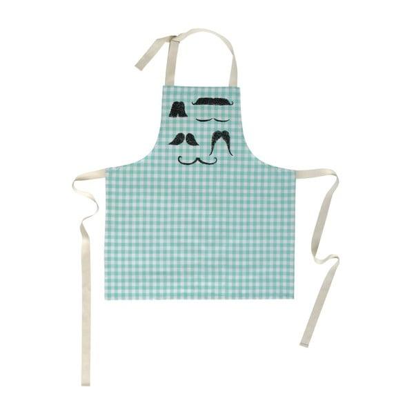 Kuchyňská zástěra Moustache