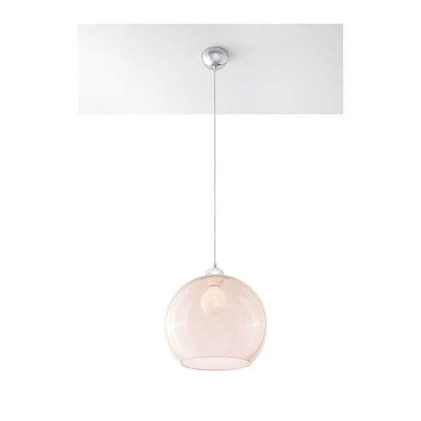 Lustră Nice Lamps Bilbao Amber