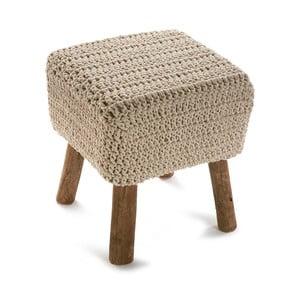 Béžová stolička Versa Tampere