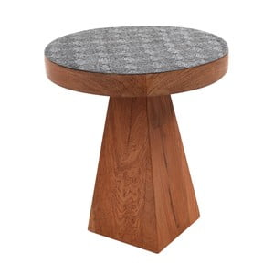 Ručně vyřezávaná stolička pols potten Barber