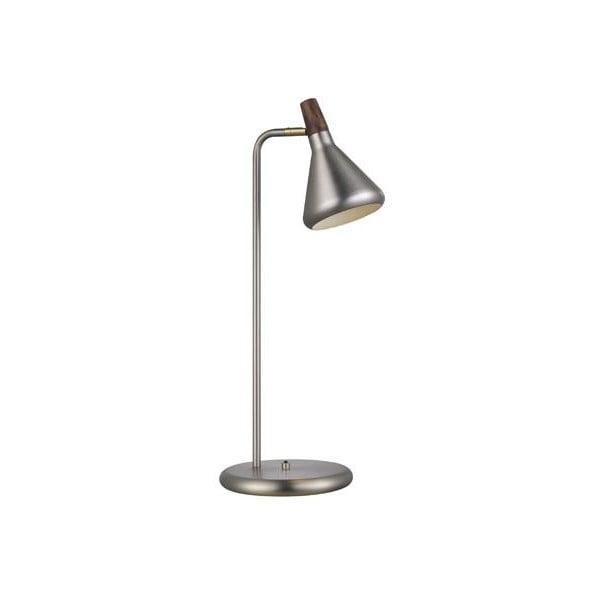 Stolní lampa Float, leštěná ocel