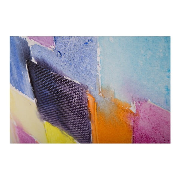 Tablou pictat manual Mauro Ferretti Magic, 90 x 120 cm