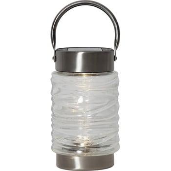 Felinar solar pentru exterior Best Season Lantern Capri imagine