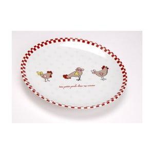 Sada dezertních talířů Coco, 19 cm, 2 ks