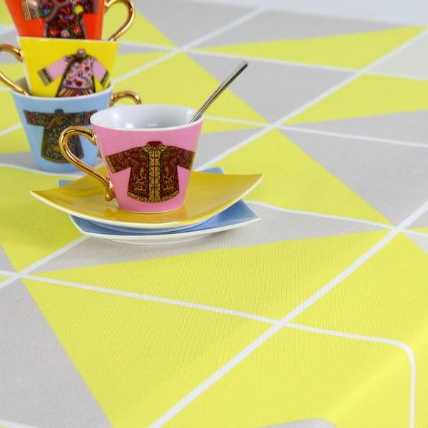 Ubrus Tiles 150x150 cm