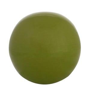 Dekorace Ball Green, 30 cm