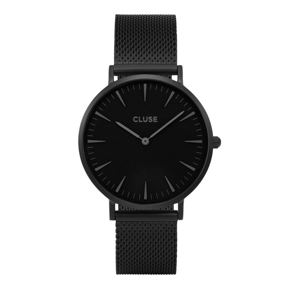 Černé unisex hodinky Cluse La Bohéme
