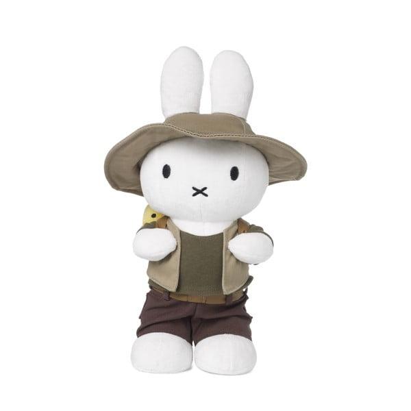 Plyšový králík Miffy v džungli, 23 cm