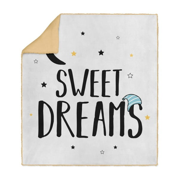 Dětská deka OYO Kids Sweet Dreams, 130 x 160 cm