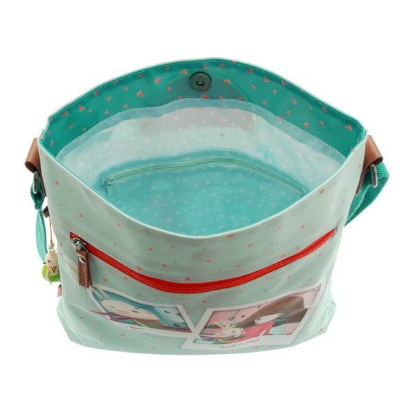 Oboustranná kabelka přes rameno Santoro London Melon Showers