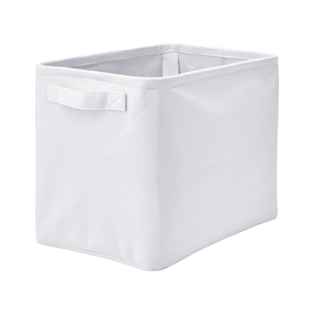 Bílý úložný košík Aquanova Tur