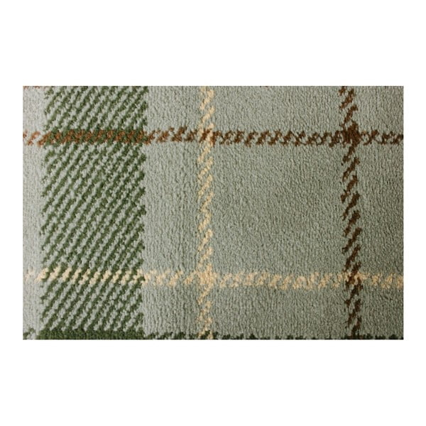 Běhoun Flair Rugs Glen Kilry Sage,60x230cm