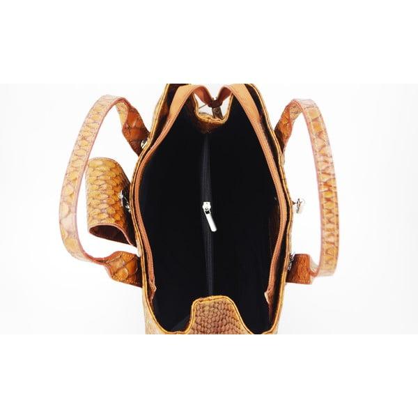 Kožená kabelka Co Marrone