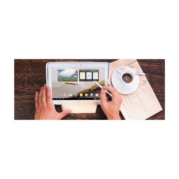 Pouzdro na Samsung Galaxy TAB 2 10.1 Cream