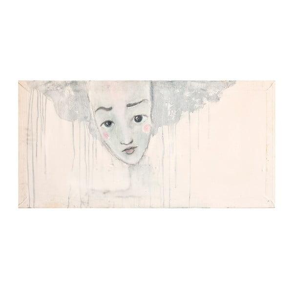 Autorský plakát od Lény Brauner liška.je.lena, 60x110 cm