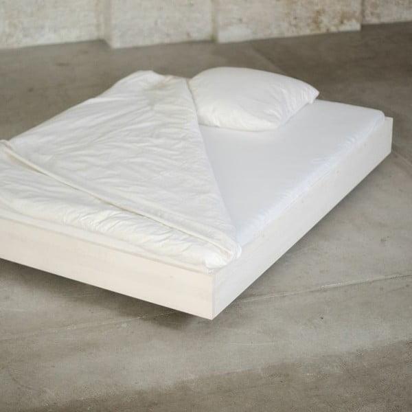 Borovicová postel Swebe, 160x200 cm