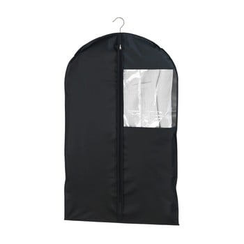 Husă pentru haine Wenko, 100 x 60 cm, negru imagine