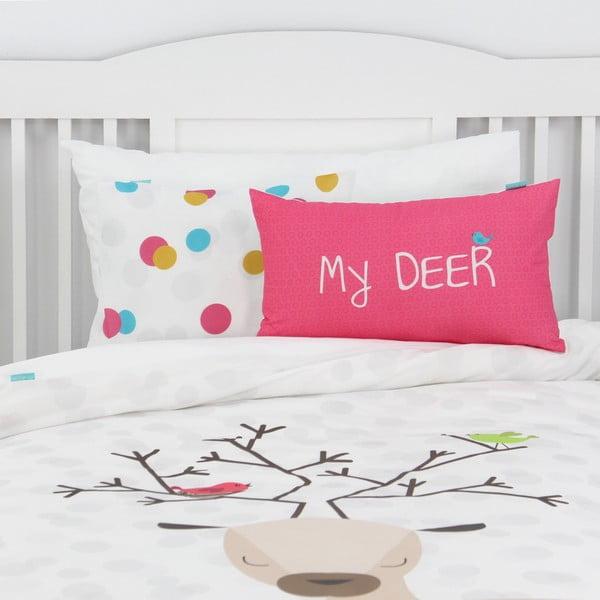 Povlak na polštář My Deer 50x30 cm