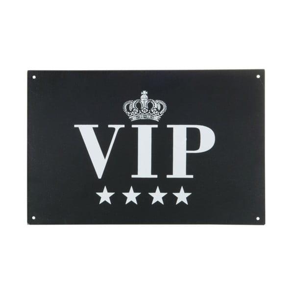 Nástěnná plaketa VIP, 26x17 cm