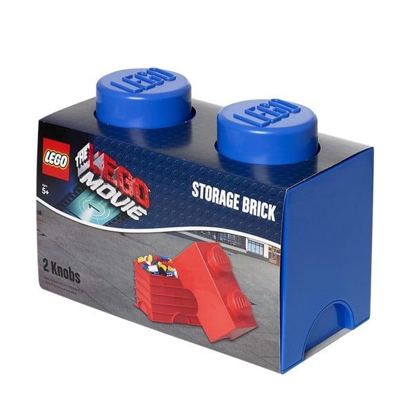 Úložné Lego Movie, modré