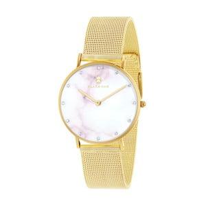 Zlaté dámské hodinky Black Oak Marble
