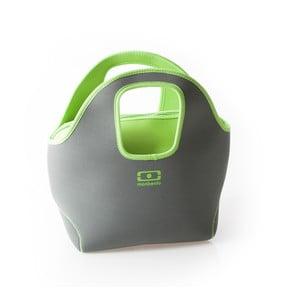 Taška na svačinu Monbento Grey/Green