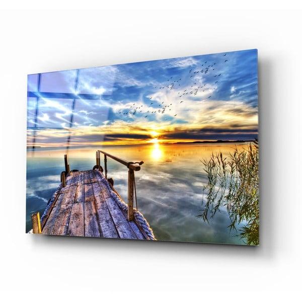 Skleněný obraz Insigne Sunset