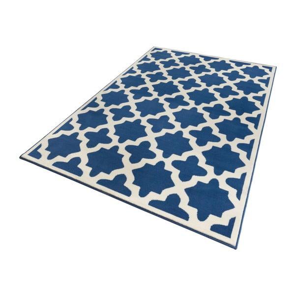 Modrý koberec Zala Living Noble,140x200cm