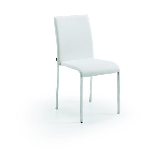 Židle Davis, bílá