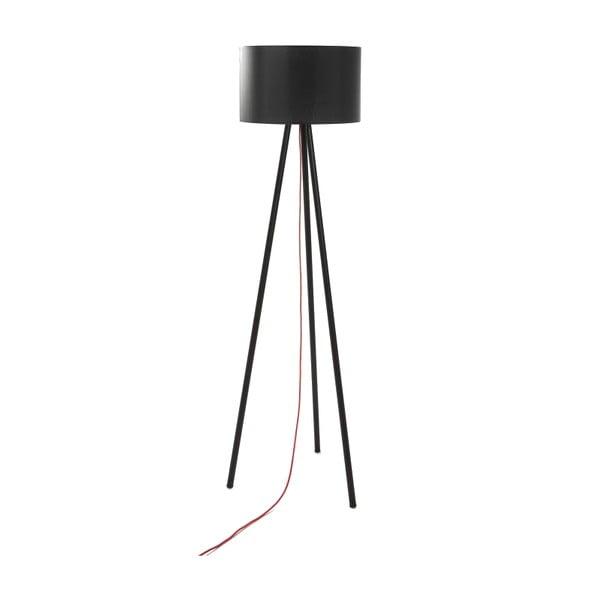 Stojací lampa Tom Black