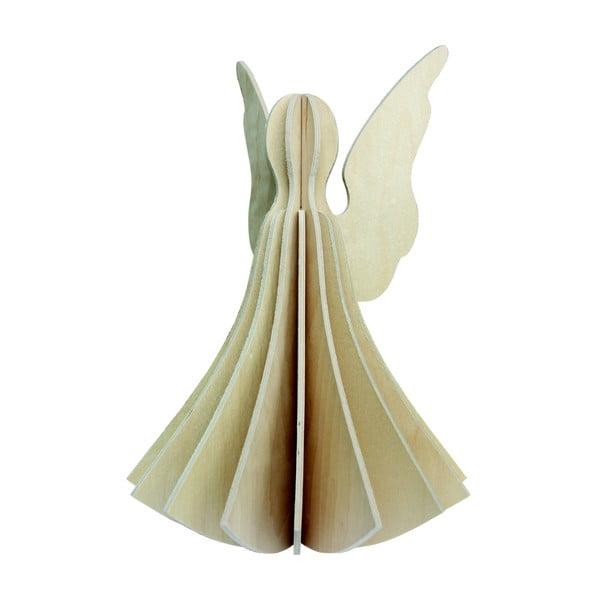 Skládací dekorace Lovi Angel Natural