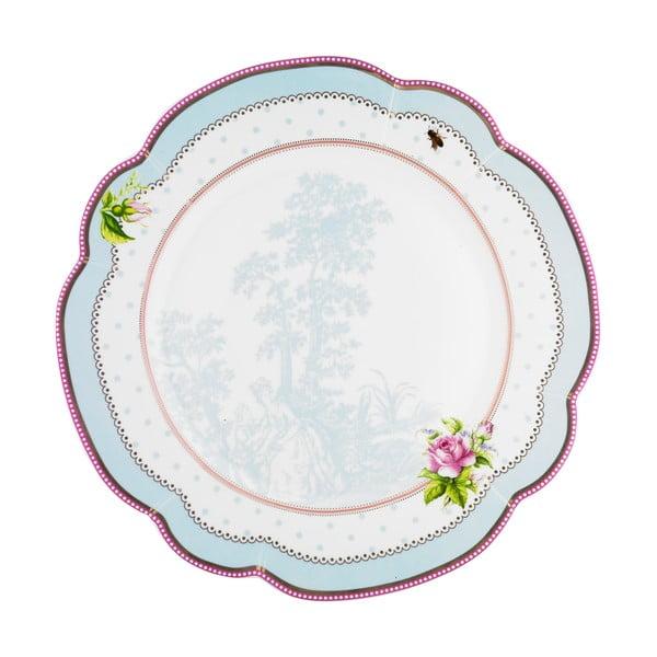 Porcelánový talíř  Lovely od Lisbeth Dahl, 29 cm, 2 ks
