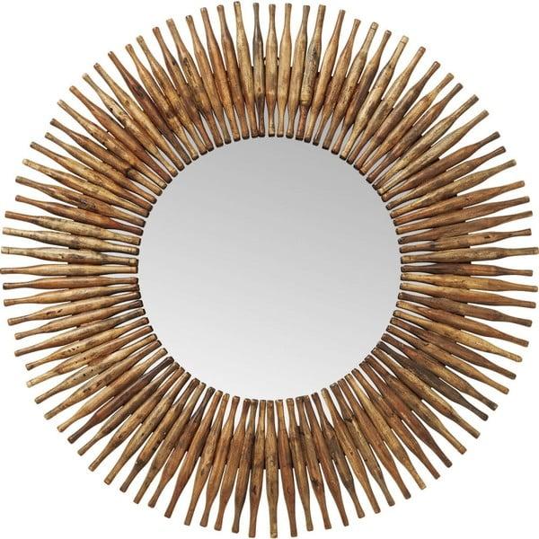 Zrkadlo Kare Design Spiegel Sunlight, ø120cm