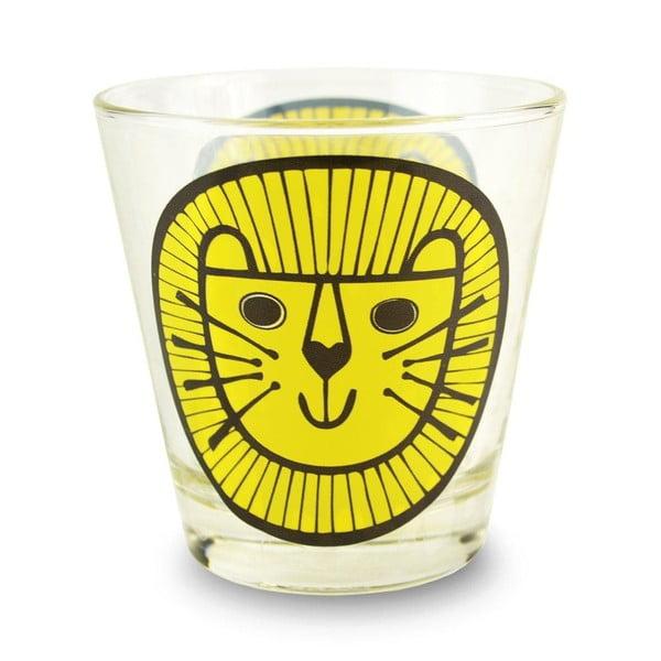 Sklenice MAKE International Lion, 250 ml