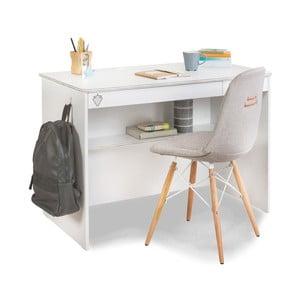 Bílý pracovní stůl White Study Desk