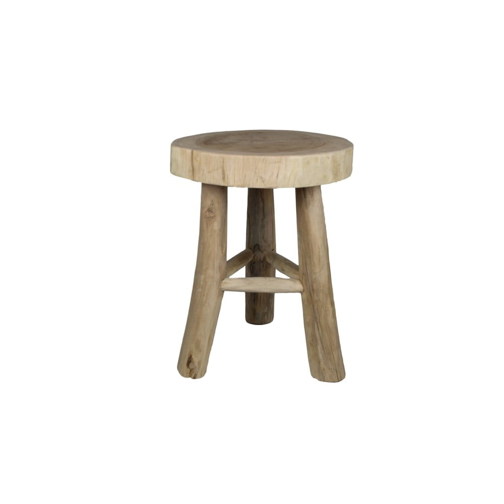 Stolička ze dřeva mungur HSM collection