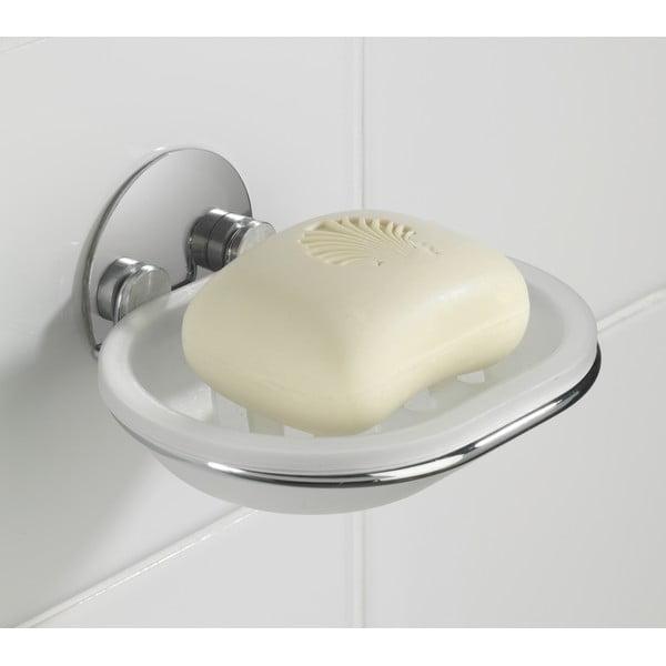 Samodržící držák na mýdlo Wenko Turbo-Loc, až 40 kg