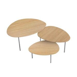 Konferenční stolek Eclipse Small, dub