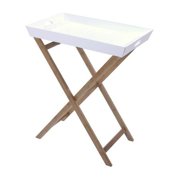 Odkládací stolek Bamboo Birch