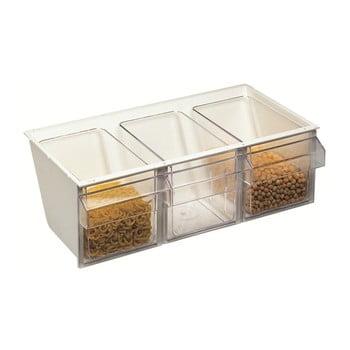 Cutie compartimentată pentru păstrarea alimentelor Westmark Milano poza