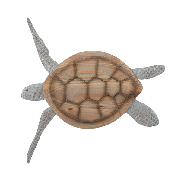 Tartaruga fali dekoráció, 50 x 48 cm - Mauro Ferretti