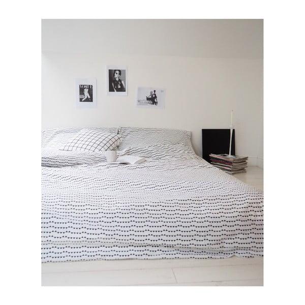 Lenjerie de pat So Homely Small Triangles, 140 x 200 cm