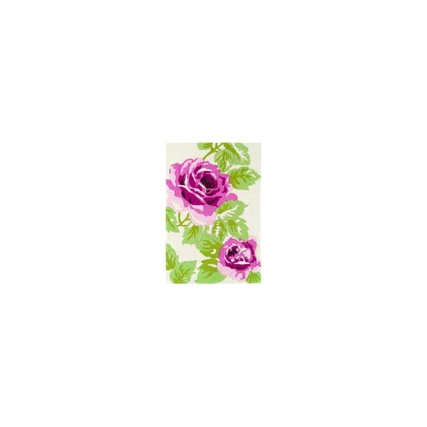 Koberec Asiatic Carpets Harlequin Rose Pink, 120x180 cm