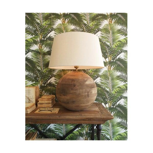 Mangófa asztali lámpa, magasság 63 cm - Orchidea Milano