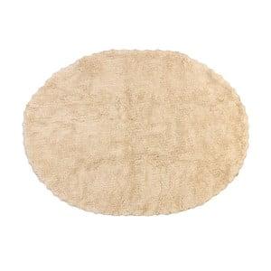 Koberec Blonda 160x120 cm, béžový