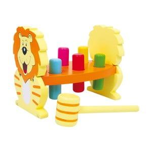 Dřevěná hračka Legler Lion